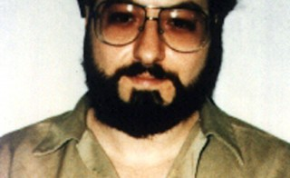 Jonathan Pollard is pictured in this May 1991 file photo, six years after his 1985 arrest. Photo by Reuters