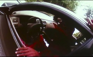 University of Cincinnati police officer Ray Tensing's body camera shows driver Samuel Dubose pulled over during a traffic stop in Cincinnati, Ohio July 19, 2015, in a still image from video released by the Hamilton County Prosecutor's Office on July 29, 2015. A University of Cincinnati police officer who fatally shot an unarmed black man has been charged with murder after a grand jury investigation, the Hamilton County prosecutor said on Wednesday.  REUTERS/Hamilton County Prosecutor's Office/Handout via Reuters FOR EDITORIAL USE ONLY. NOT FOR SALE FOR MARKETING OR ADVERTISING CAMPAIGNS. THIS IMAGE HAS BEEN SUPPLIED BY A THIRD PARTY. IT IS DISTRIBUTED, EXACTLY AS RECEIVED BY REUTERS, AS A SERVICE TO CLIENTS - RTX1MBHI