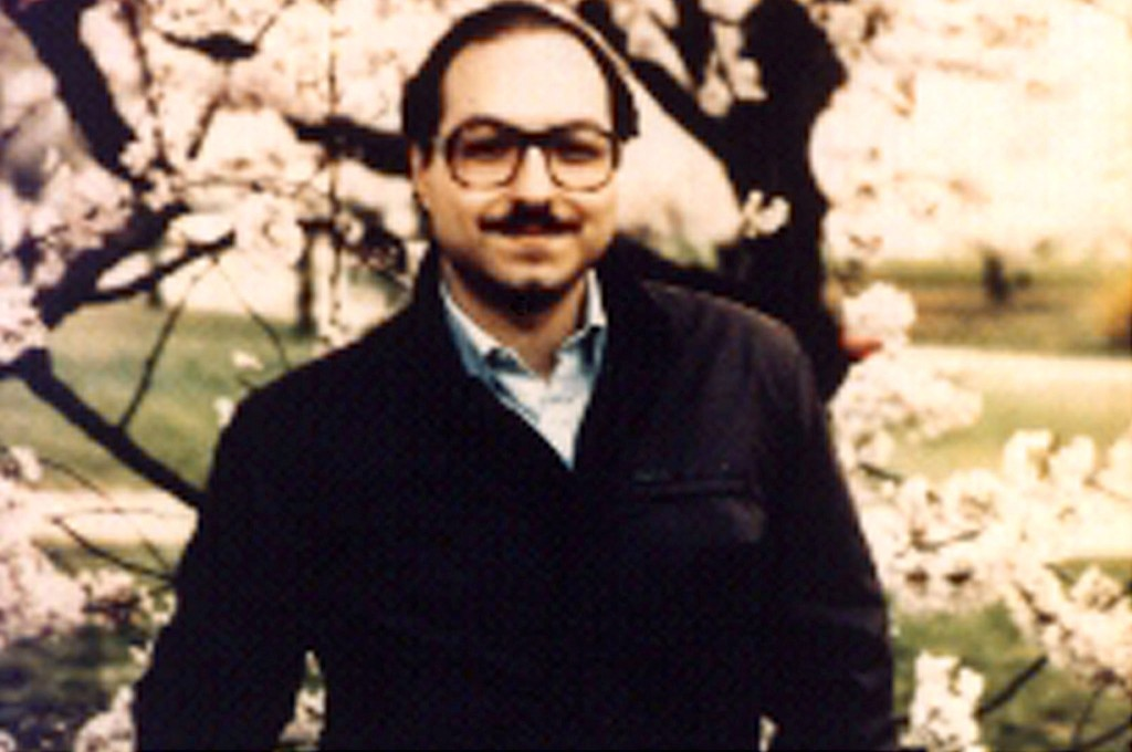 Jonathan Pollard, seen in this undated photo prior to his arrest, becomes eligible for parole in November, 30 years after his arrest on charges of selling classified information to Israel.