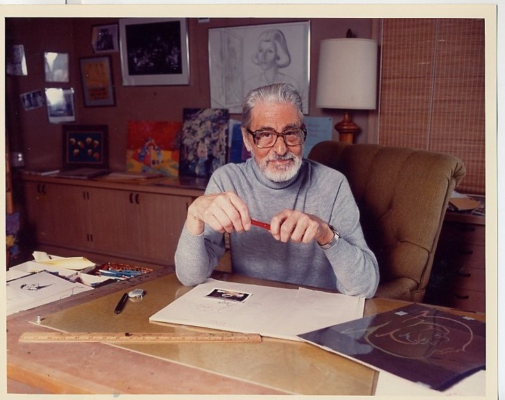 "Photo of Theodor ""Ted"" Seuss Geisel, better known as the beloved children's author Dr. Seuss. Photo courtesy of Dr. Seuss Enterprises"