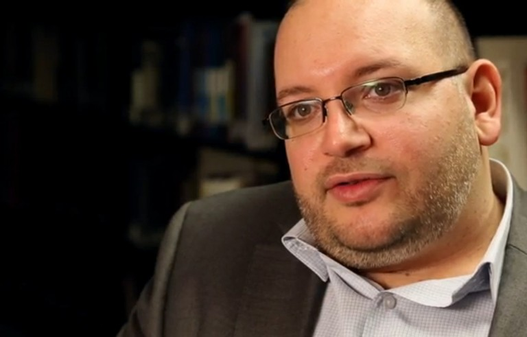 The Washington Post has condemned Iran's conviction of journalist Jason Rezaian, pictured here in a 2013 file photo. Photo by Zoeann Murphy/The Washington Post via Getty Images