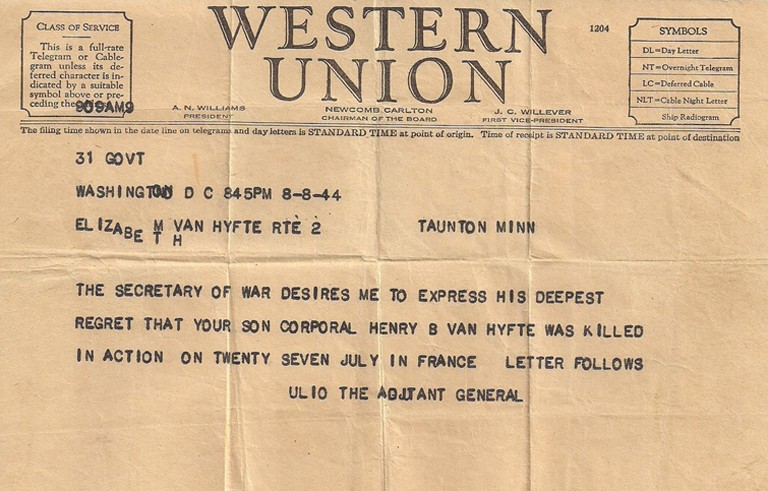 Western Union telegram cropped for homepage