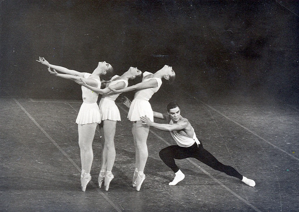 Essay on george balanchine