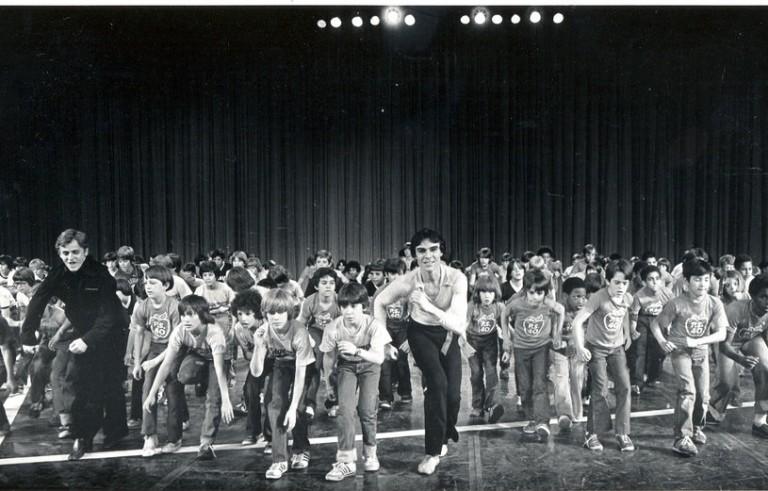 National Dance Institute Jacques d'Amboise (6)