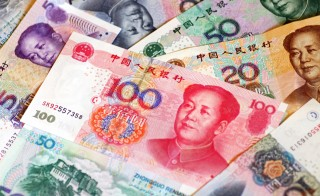 Renminbi Photo by Thomas Ruecker/Getty Images