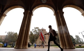 Today marks the deadline to enroll for many colleges and universities nationwide. Photo by Al Seib/Los Angeles Times via Getty Images
