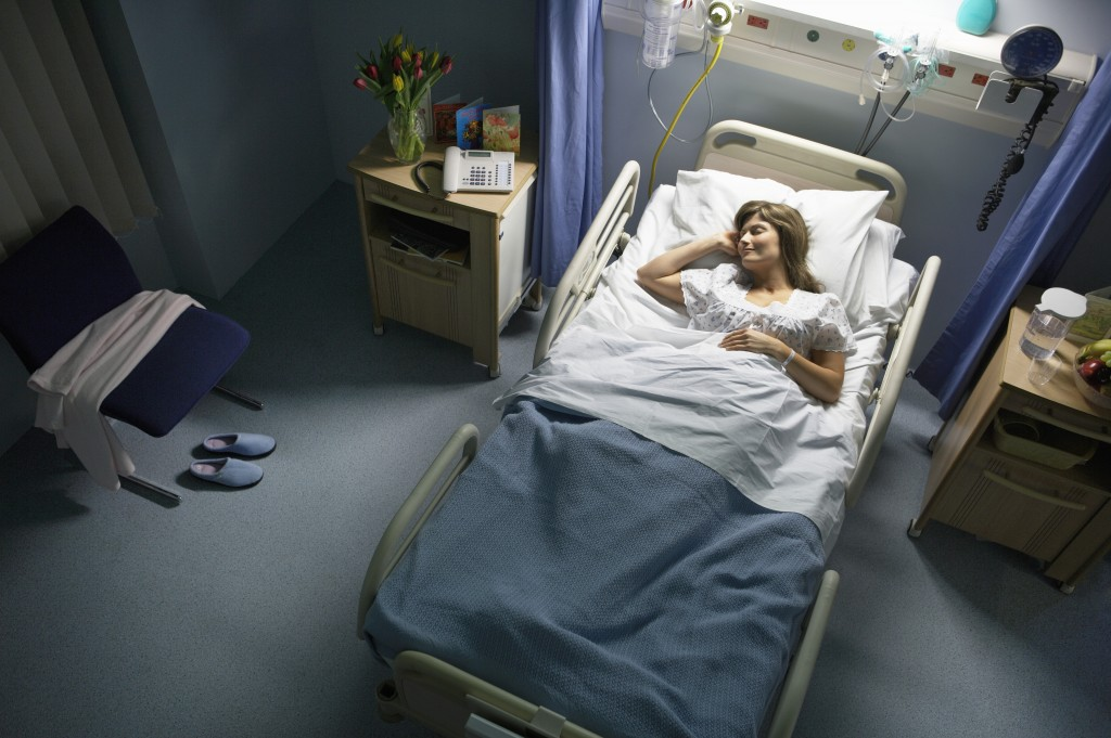 Patients At Hospital : isnt likely to be restful. But as hospitals chase better patient ...