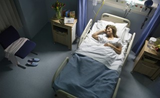 File photo of hospital by Getty Images