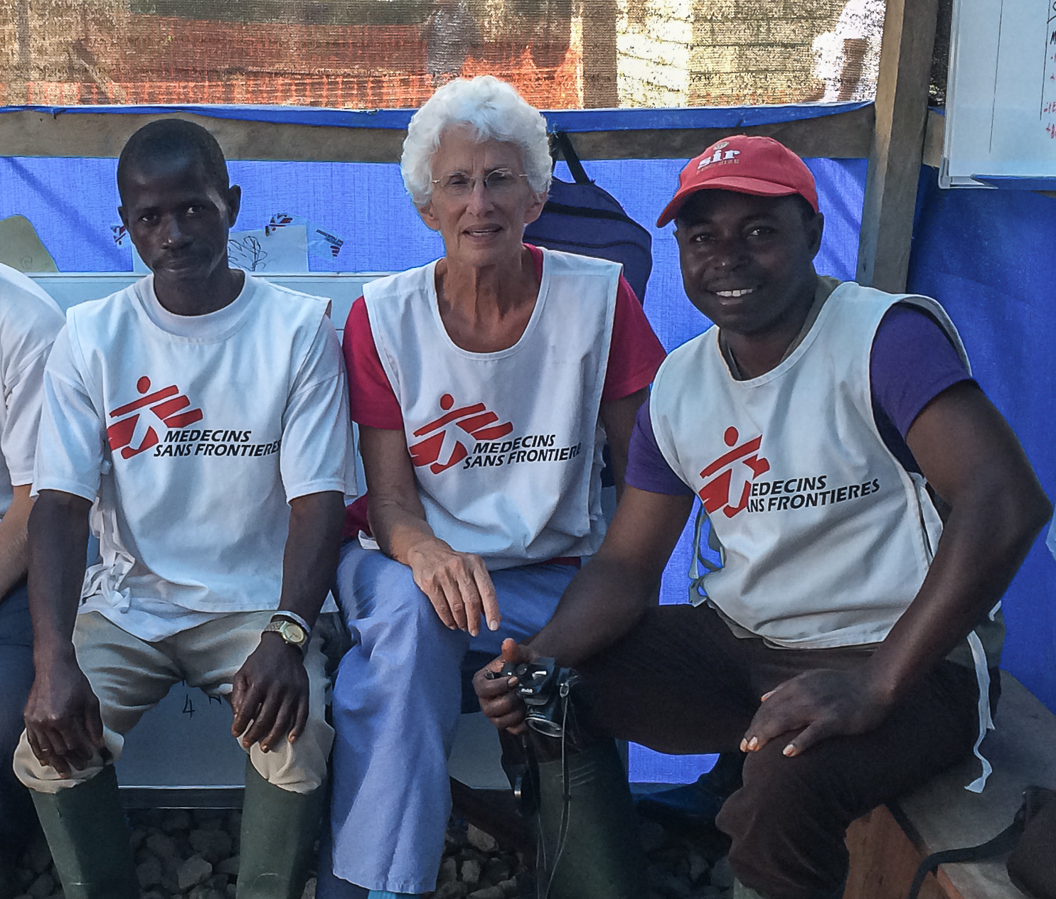 In Ebola-ravaged village, nurse sees power of the human spirit
