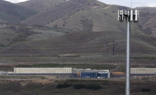 A National Security Agency data gathering facility is seen in Bluffdale, near Salt Lake City, Utah, May 18, 2015. New documents, released by Edward Snowden, detail the extent of the cooperation and information sharing between AT&T and the NSA. Photo by Jim Urquhart/Reuters