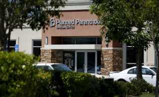 Planned Parenthood has been the focus of a partisan showdown in the U.S. Senate. Photo by Mike Blake/Reuters