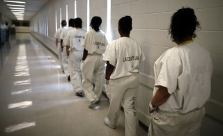 A new report on Mortality in Local Jails and State Prisons from the Department of Justice's Bureau of Labor Statistics  shows that in 2013, 967 people died while in jail. The majority of jail deaths occurred within the first seven days a person was in police custody. Photo by Lucy Nicholson/Reuters