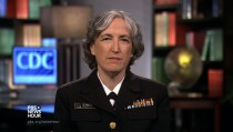 Dr. Anne Schuchat of the Centers for Disease Control and Prevention