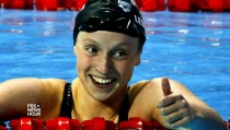 How Katie Ledecky is dominating distance swimming