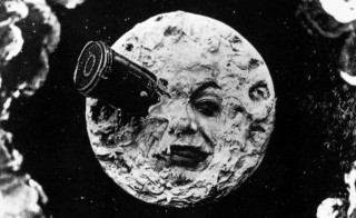 UNSPECIFIED - MARCH 04:  Le Voyage dans la lune A Trip to the Moon de Georges Melies 1902 (d'apres Jules Verne, after Jules Verne) - silent movie  (Photo by Apic/Getty Images)