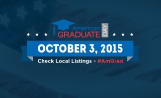 Tune in this Saturday for PBS American Graduate Day coverage.