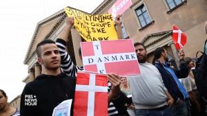 Denmark refugees