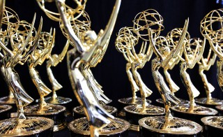 THE 62nd PRIMETIME EMMY AWARDS -- Pictured: Emmy Statuette during The 62nd Primetime Emmy Awards held at the Nokia Theatre L.A. Live on August 29, 2010  (Photo by Paul Drinkwater/NBC/NBCU Photo Bank via Getty Images)