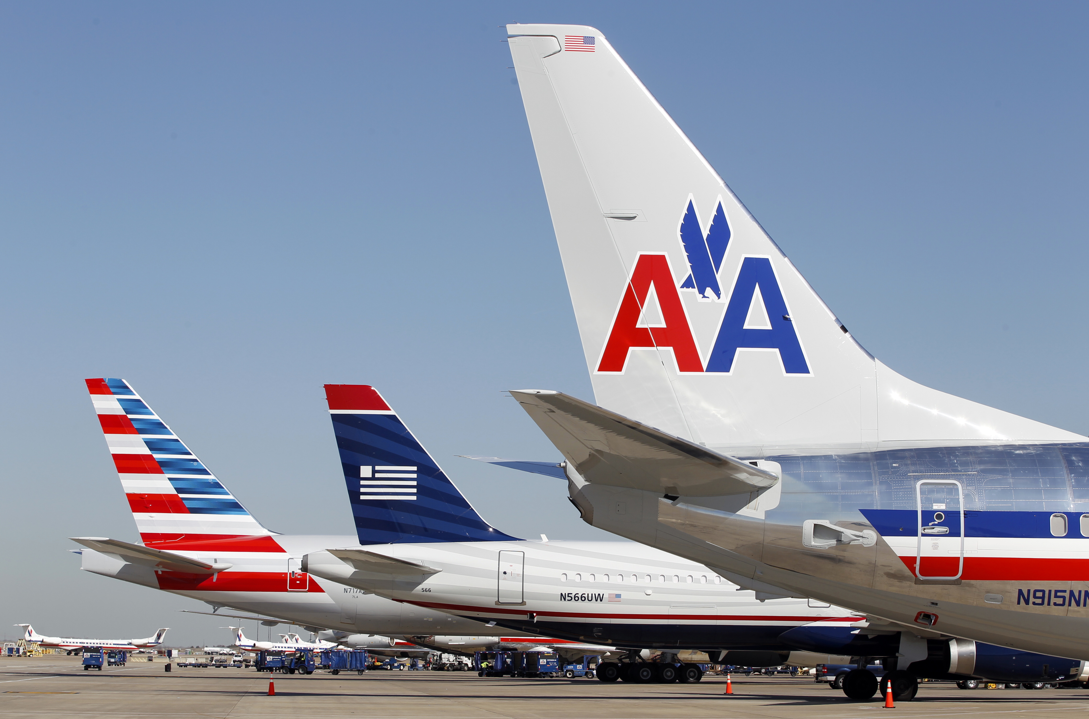 The NAACP issues travel advisory for American Airlines, warning ...