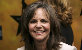 "Actress Sally Field arrives for the opening night of the Broadway musical ""Hamilton"" August 6, 2015.   Photo by Lucas Jackson/Reuters"