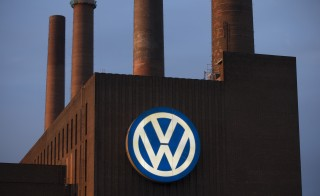 General view of the Volkswagen power plant in Wolfsburg, Germany September 22, 2015. The Justice Department and the Environmental Protection Agency filed a lawsuit against Volkswagen on Monday over the automaker's emissions-cheating software in 600,000 diesel cars. Photo by Axel Schmidt/Reuters
