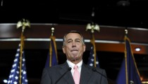 Speaker John Boehner wants to see one last deal accomplished on his watch: a two-year budget agreement. Photo by Mary F. Calvert/Reuters