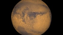 The planet Mars showing showing Terra Meridiani is seen in an undated NASA image. NASA will announce a major science finding from the agency?s ongoing exploration of Mars during a news briefing September 28 in Washington   REUTERS/NASA/Greg Shirah/Handout  THIS IMAGE HAS BEEN SUPPLIED BY A THIRD PARTY. IT IS DISTRIBUTED, EXACTLY AS RECEIVED BY REUTERS, AS A SERVICE TO CLIENTS. FOR EDITORIAL USE ONLY. NOT FOR SALE FOR MARKETING OR ADVERTISING CAMPAIGNS - RTX1SW3X