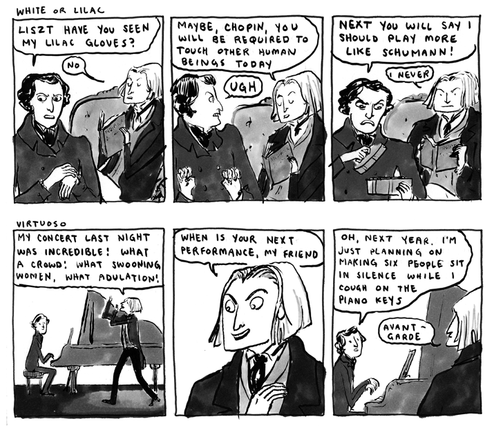 Art by Kate Beaton. Image courtesy of Hark! A Vagrant