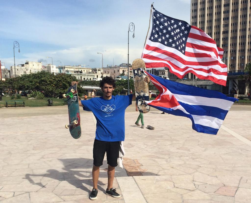 Raciel Pereda Bernet in Cuba.