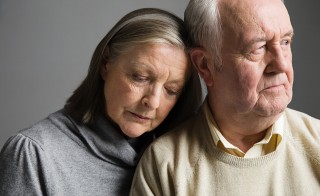 Couple looking worried, Photo by Image Source/Getty Images