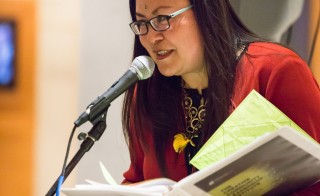 Poet Lisa Yankton