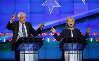 The DNC has announced four additional debates between candidates Bernie Sanders and Hillary Clinton. The two will also meet in Milwaukee for PBS NewsHour's debate, on Feb. 11. Photo by Lucy Nicholson/Reuters