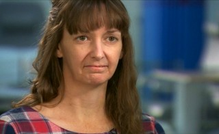 British nurse Pauline Cafferkey speaks during a January 2015 interview in London, in this still image taken from video footage. Cafferkey, who recovered from Ebola earlier this year is now critically ill after the virus re-emerged, the BBC reported on October 14, 2015. Photo provided by Reuters/UK Pool