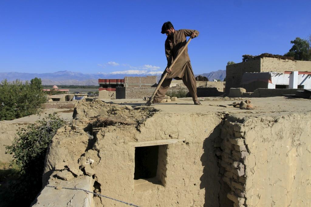 pakistan earthquake 2005 essays