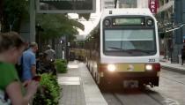 light rail texas