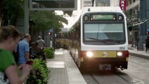 light rail texas
