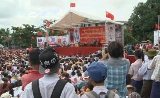 Myanmar / newshour weekend