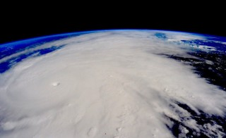 Hurricane Patricia as viewed from the International Space Station. Photo by Scott Kelly/NASA