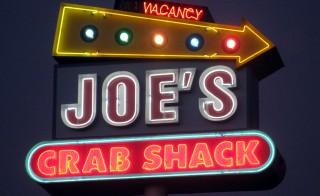 Joe's Crab Shack. Photo by Flickr user Javier Vidal  https://www.flickr.com/photos/zanaguara/