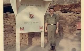 Specialist E-5 Durward Azbell, United States Army