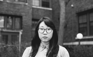 Poet Franny Choi. Photo by Reginald Eldridge