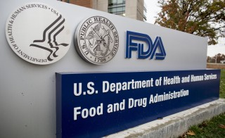UNITED STATES - NOVEMBER 9 - The outside of the Food and Drug Administration headquarters is seen in White Oak, Md., on Monday, November 9, 2015. The FDA is a federal agency of the United States Department of Health and Human Services and has been in commission since 1906. Photo By Al Drago/CQ Roll Call