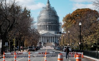 Congress returns to Capitol Hill this week. Photo by T.J. Kirkpatrick/Getty Images