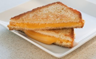 Grilled cheese. Photo by Tetra Images/via Getty Images