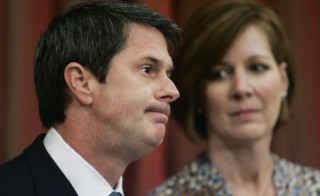 U.S. Sen. David Vitter, seen here at a news conference explaining his former involvement with prostitutes, in this July 2007 file photo. Photo by Lee Celano/Reuters