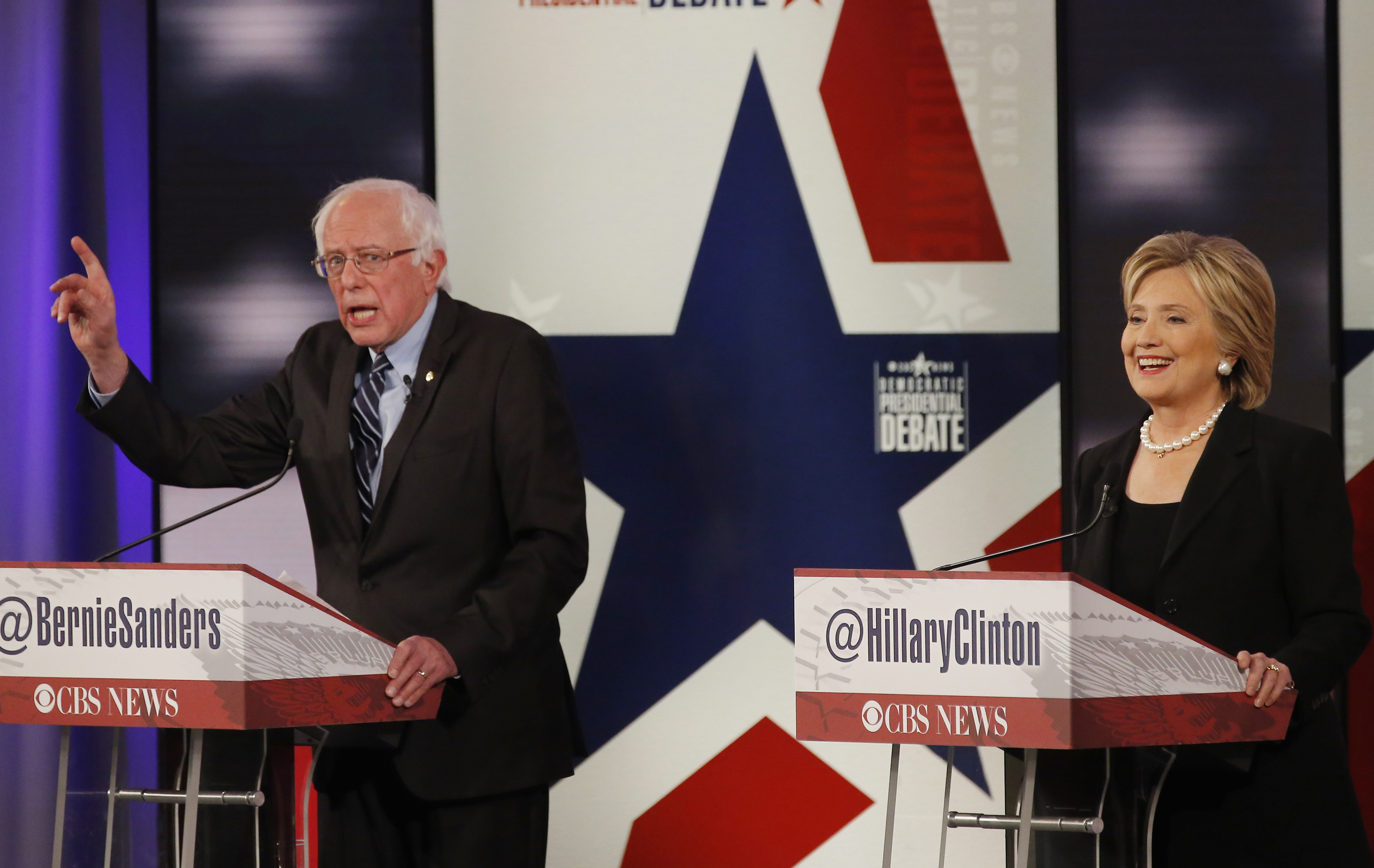 key takeaways from the second democratic presidential debate the