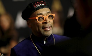 Director Spike Lee attends the 7th Annual Academy of Motion Picture Arts and Sciences Governors Awards at The Ray Dolby Ballroom in Hollywood, California November 14, 2015.   REUTERS/Mario Anzuoni - RTS75IK