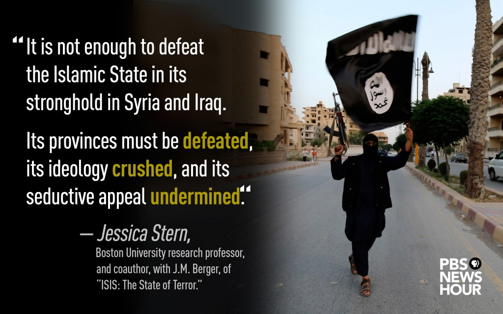 Why the Islamic State hates France | PBS NewsHour