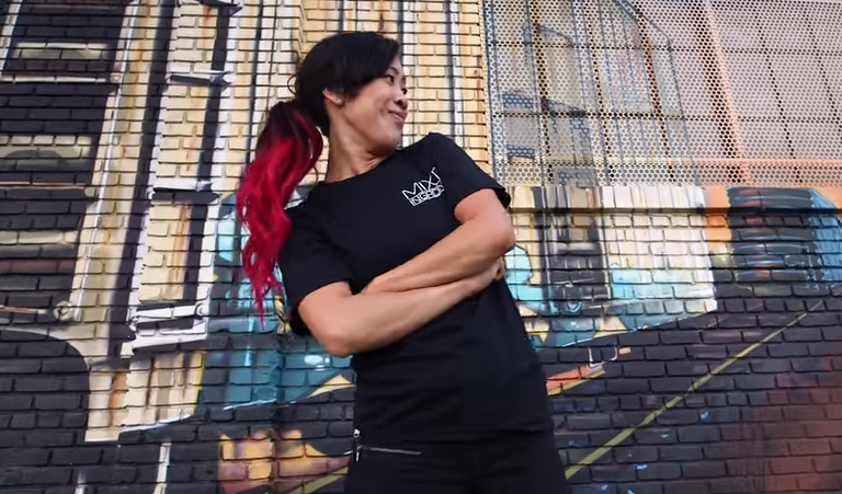 KQED - Female street dancers