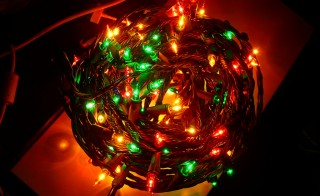 A viral story claims Christmas lights wage war on your WiFi. Here's the science behind whether or not it's true and ways to fix it if so. Photo by Andy Melton/Flickr
